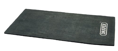 VIBRATION ABSORPTION MAT - Ideal for reducing machine vibration and noise. Suitable for use with bench top machine tools such as bench grinders, fretsaws, bandsaws, belt and disc sanders, etc. Display packed. by NEW DRS (Bench-top-power Tools)