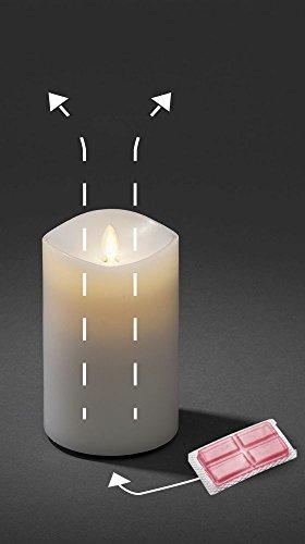 Gnosjö WB LED-Duftkerze 2xD1,5V o.Batterie 1860-100