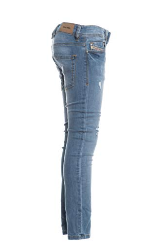 Diesel Sleenker-J 00J3RJ Jeans JR Boy (8-16 Jahre) Denim Light Blue 12Y - Diesel Kids-jeans