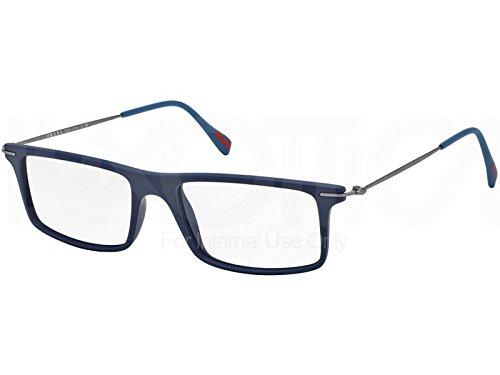 5938b274aa37f Prada Linea Rossa Montures de lunettes 03E Pour Homme Black