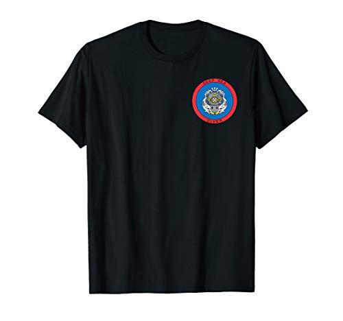 Deep Sea Diver US Navy Coast Guard Master  T-Shirt -