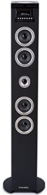 Thomson DS150CD - Torre multimedia con Bluetooth, color negro