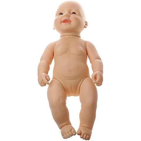 Baby Doll In Silicone Realistico Vinilico Vita