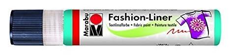 Marabu 25 ml Fashion Liner, Caribbean by Marabu