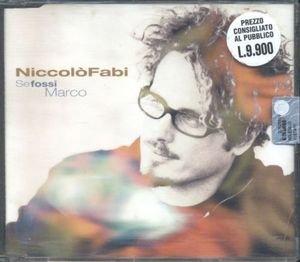 Niccolò Fabi - Dischi Volanti - CD1
