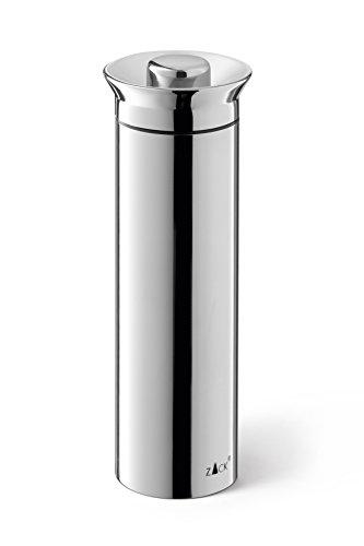 ZACK 20848 Collo Süßstoffspender, Edelstahl glänzend