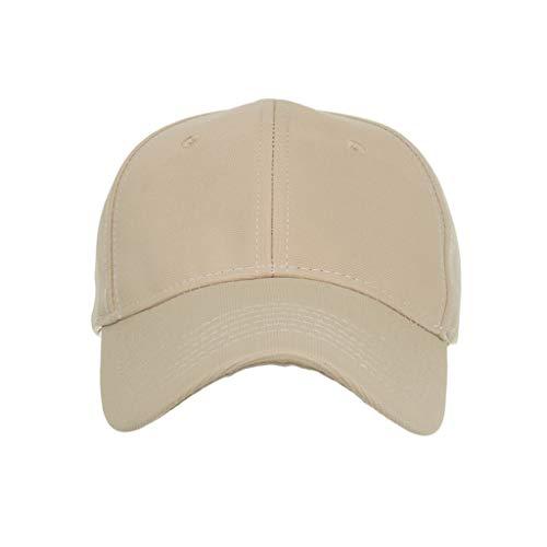 aumwolle hochwertige bestickte Unisex Baseball Caps lässig Hut einstellbar ()