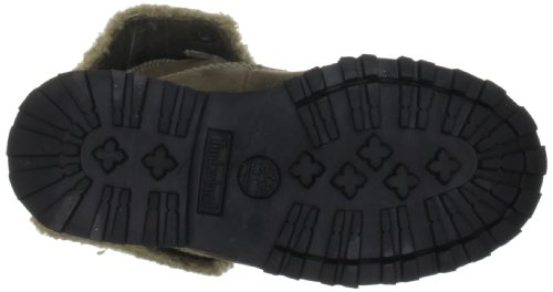 Timberland Auth 6In Shrl Bt Sla Taupe, Scarpe per bambini, Unisex - bambino Marrone (Braun/Slate Nubuck)