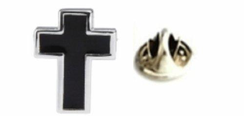 Kreuz Christian Jesus Anstecknadel Tack Krawatte