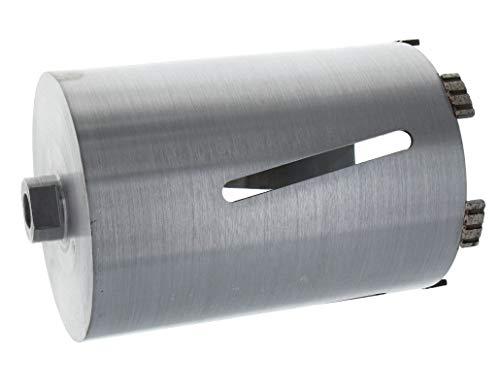 Diamant Bohrkrone M16 Aufnahme Nutzlänge 180 mm Ø 102 mm Betonbohrkrone Kernbohrer