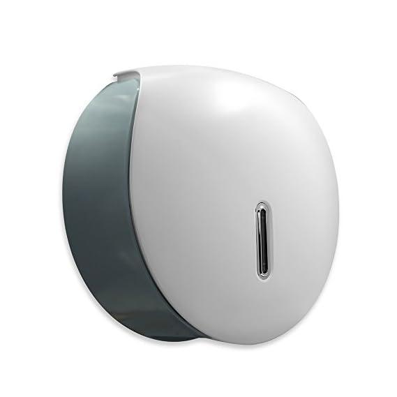 HORSEWAY Toilet Paper Dispenser Anti-Dust Jumbo Roll (Large)