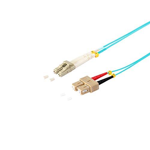 Sc Duplex 3m (kabelbude KB77953/302 Multimode-LWL-Duplex Patchkabel