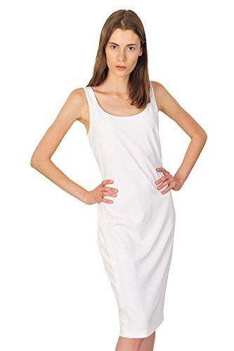gianfranco-ferre-dress-women-cream-plain