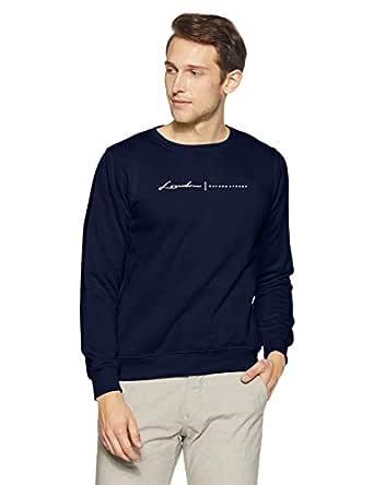 Qube By Fort Collins Men's Sweatshirt (929241 SMU_Navy_XL)