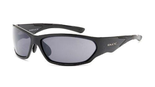 BLOC Herren-Sonnenbrille California, Schwarz
