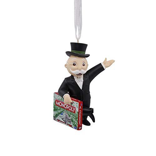 Hallmark Christmas Ornaments, Monopoly Game - Christmas Monopoly