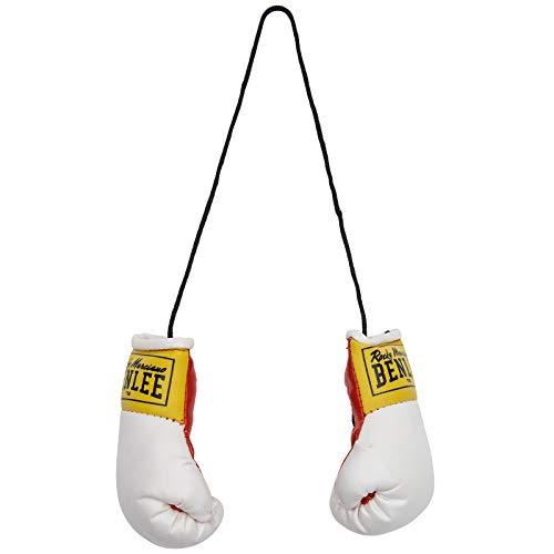 Benlee Miniatur Boxhandschuhe , Farbe:white, Größe:one size