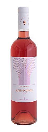 Griechischer Rosé Wein | Mehrfach Prämiert | Jahrgang 2017 | Trocken | Mesimvria Winery | by ARISTOS