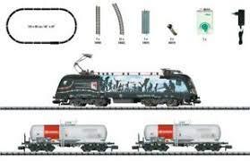 Trix T11153 Startpackung Minitrix Güterzug