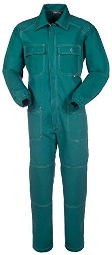 Tuta Da Lavoro Generico Drill Cotone Verde Agricolo Ce I A40109 (M)