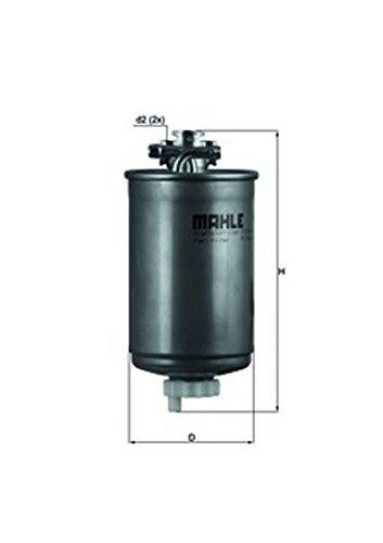 MAhLE filtre à essence, kL 75