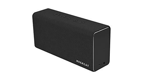 Megasat Mit Bluetooth-fähigen Geräten wie Smartphones und Tablets koppelbar