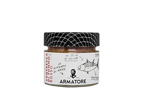 Armatore - Ventresca di tonno rosso Cetara in olio d'oliva 200g