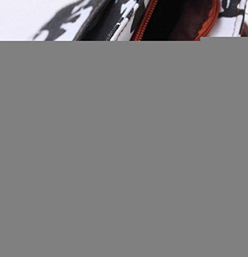 YiLianDa Borsa Cuoio a Mano Borsetta Tracolla Vintage Pratica Elegante Graziosa Spalla a mano Come immagine(DX)