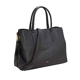 abro Wonderland Leder Handtasche #2 schwarz