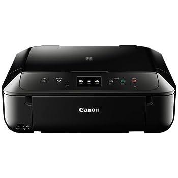 Canon MG6850 Pixma Stampante Multifunzione Inkjet, 4800 x 1200 dpi, Nero