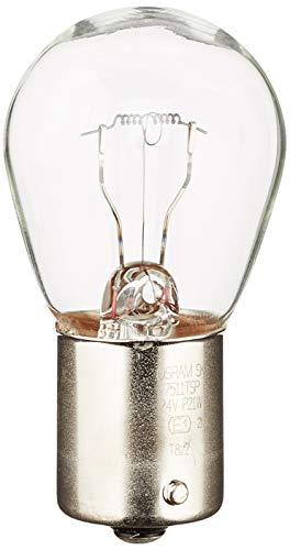 Osram 7511TSP Truckstar Pro Standlichtlampe P21W, 24V, Faltschachtel, Anzahl 10 (Truck-box Licht)