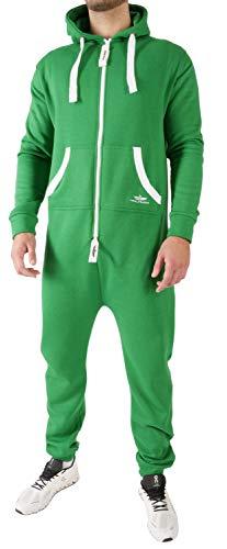 Finchman CQ3 Herren Jumpsuit Jogging Anzug Trainingsanzug Overall -