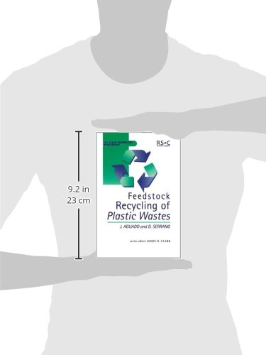 Feedstock Recycling of Plastic Wastes (RSC Clean Technology Monographs)