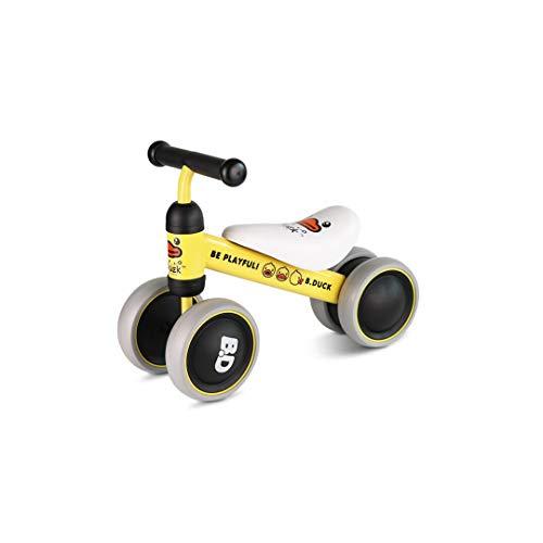 KTYXGKL Kinder Balance Auto Baby Roller Rutsche Auto Baby Walker Yo Auto 35,5x20x48 cm Kinder Roller (Color : A) (Einem 2 Babys In Für Walker)
