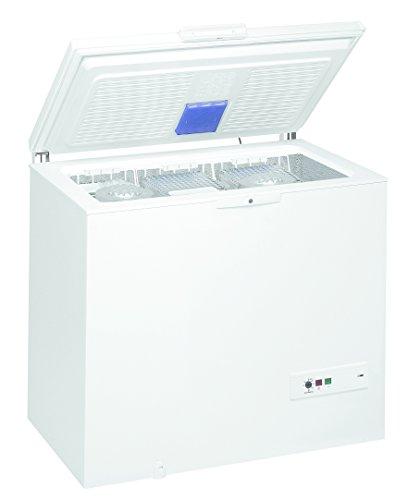 Whirlpool WHM 22113 Libera Installazione A pozzo 215L A+++ Congelatore Bianco