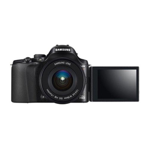 Samsung Kompakte Systemkamera, 20,3Megapixel (NX20), Schwarz - 2