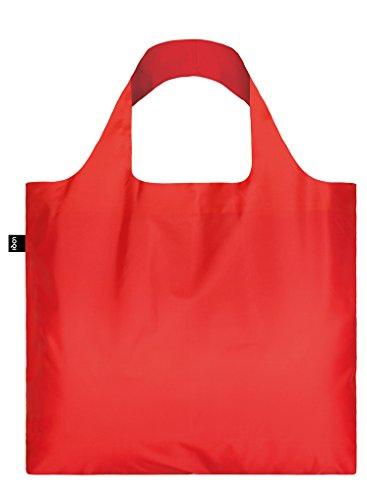 PURO, 032 C. Bag: LOQI BAG: Ich wiege 55 g. Ich kann 20 kg tragen. Ich bin wasserabweisend und waschbar. OEKO-TEX® zertifiziert und aus Polyester.