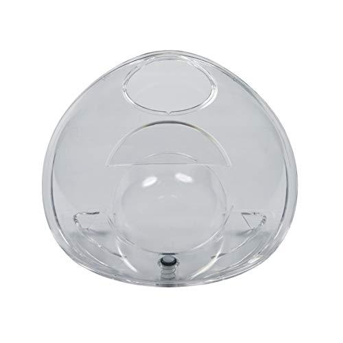 Krups Moulinex MS623243 ORIGINAL Wassertank Tank Behälter transparent rund Kunststoff 200 x 147 x 130mm Kapselmaschine Kapselautomat Kaffeeautomat Dolce Gusto Melody3