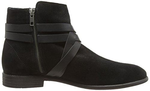 femme Boots Atlas noir Noir Suede classiques Hudson qxf4wE