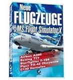 Neue Flugzeuge für den MS Flight Simulator X