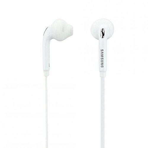 Samsung EG920  Original In-Ear Ohrhörer für Samsung Galaxy S6 Edge SM-G925F (Ohrstöpsel, 3,5mm Stecker, Stereo Sound) weiß