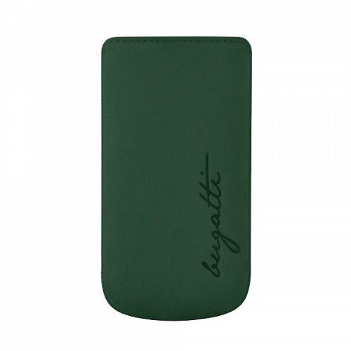 Bugatti Perfect Velvety - fundas para teléfonos móviles Verde
