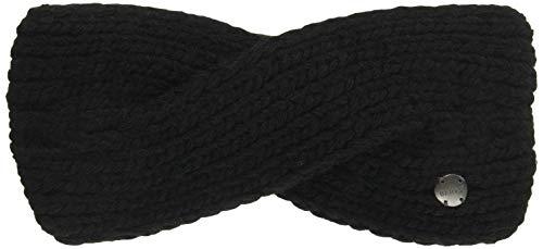 Barts Damen Yogi Stirnband, Schwarz (Nero), One Size (Herstellergröße: Unica) -