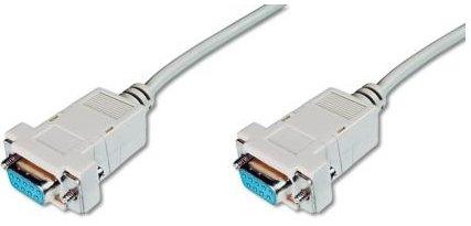 ASSMANN Null-Modem Kabel D-Sub9 ...