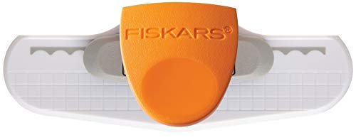 FISKARS 145960-1001 - Perforadora Papel Bordes 5,7