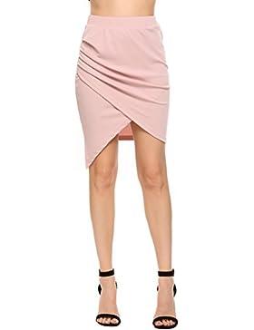 [Patrocinado]Zeagoo Faldas Mujer