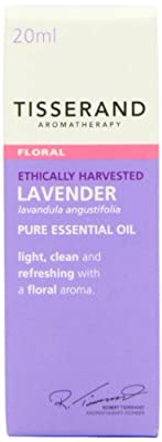 Tisserand Lavender Ethically Harvested Essential Oil