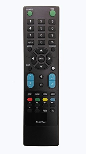 LipiWorld® 44 LCD LED TV Universal Remote Control Compatible For ONIDA LED LCD  available at amazon for Rs.349