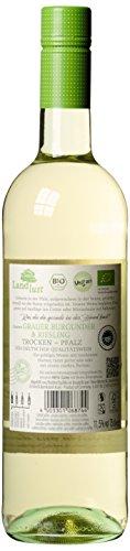 Landlust Bio Grauburgunder Riesling Qualitätswein  (6 x 0.75 l) - 3