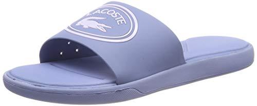 Lacoste Damen L.30 Slide 119 2 Cfa Sandalen, Blau (Lt Blu/Wht 2k7), 37 EU